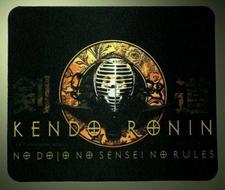 Mousepad Kendo Ronin